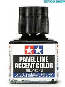 Ảnh của Tamiya Panel Line Accent Color Black